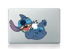 "Funny! Stitch Sticker Viny Decal for Apple Macbook Air & Pro & Retina 13""15""17"""