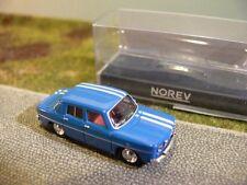 1/87 Norev Renault 8 Gordini 1966 blau