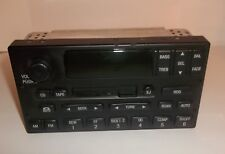 1999 -  2002  FORD F15O/ EXPEDITION CASSETTE RADIO PLAYER YL1F-18C870