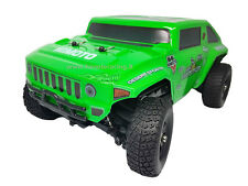 MONSTER TRUCK HAMMER ELETTRICO RC-370 RADIO 2.4GHZ 1/18 RTR 4WD HIMOTO E18HM G