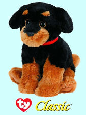 """Ty® 12"""" Brutus Classic® Large Rottweiler #10040 2014 VERSION CUTE & CUDDLY"""