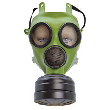 Realistic Replica Gas Mask Chemical War Fancy Dress Costume Outfit Prop