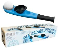 Snow Ball Scooper Slinger Thrower Blaster Snowball Maker Winter Snow Fun Fight