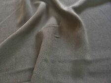 SMALL DOGTOOTH CHECK CREPE-BEIGE/TAUPE-DRESS/SOFT SUITING FABRIC-FREE P+P