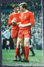 Bobby Graham signed (Liverpool)