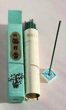 Japanese Incense Sticks | Morning Star | Gardenia | 50 Sticks | Nippon Kodo