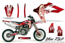 HUSQVARNA TC/TE/SMR 250/450 05-11 GRAPHICS KIT DECALS STICKERS CREATORX YRR