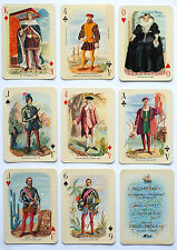1959 'BARAJA HISTORICA' p/cards. Fournier. Spain. Artist: SERNY. Mint/Sealed