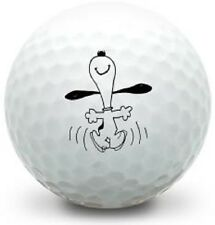 3 Dozen Nike Mint AAAAA (Snoopy Happy Dance Logo) USED Golf Balls
