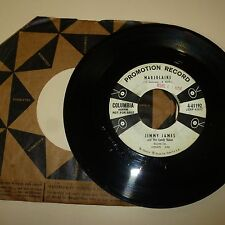 COUNTRY ROCKER 45 RPM RECORD - JIMMY JAMES - COLUMBIA 41192 - PROMO
