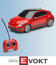 VW Beetle 1:24 Rc Red Remote Controlled Toy Car 5C5099311ANA Genuine New