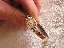 Vintage Reyco  Ladies Women's Watch 14K Gold Royce Watch Co.