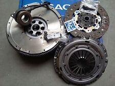 SACHS ZMS + Kupplungssatz + Ausrücklager 2290601005 AUDI VW SKODA 1.9 TDI 96kW