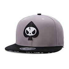 Unisex Men Women Snapback Adjustable Baseball Cap Hip Hop Hat Cool Bboy HC