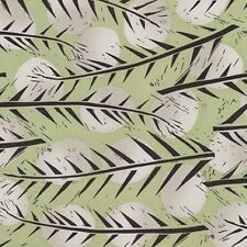 Kaufman Marks by Valori Wells AVW 16355 184 Charcoal Palms BTY Cotton Fabric