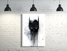 Batman framed Canvas Wall Art