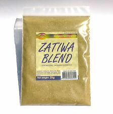 28 gr. ZATIWA blend of 9 herbs - herbal powder RELAXING SUPPlEMENT WILD CRAFTED