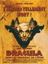 DRACULA Pellicule Cinéma / Bande Annonce / Movie Trailer Mel Brooks