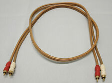 Adcom Audio Interconnect Cable - RCA to RCA - 50""