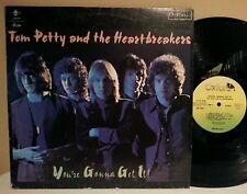 """Tom Petty & Heartbreakers """"You're Gonna Get It"""" LP Made in Italy Oxford Records"""