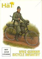 Hat 62023 la seconde guerre mondiale allemand cycliste infanterie - 1/72 ème 04899 Revell échelle chiffres Kit / wargaming