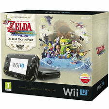 Nintendo Wii U Legend of Zelda 32 GB Black Handheld System