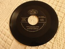 ERNESTINE ANDERSON THERE ARE SUCH THINGS/YOU  YOU YOU  MERCURY 71559 M-