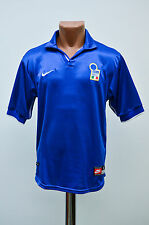 SIZE S ITALY WORLD CUP 1997/1998 HOME FOOTBALL SHIRT JERSEY MAGLIA NIKE