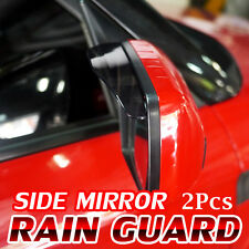 Side Mirror Rain Snow Visor Guard for MAZDA - 2 3 6 CX-7 RX-8 Tribute MX-5 Miata