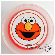 1 x Sesame Street Elmo Jelly Cup (Empty). Party Supplies. Cupcake Lolly