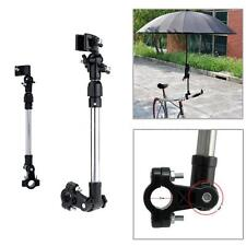 Retractable Holder Mount Stand Connector For Wheelchair Stroller Chair Umbrella