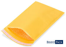 "100 #5 10.5x16 Kraft Padded Mailers Bubble Envelop Bag PHO 10.5""x"