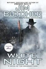 White Night (The Dresden Files, Book 9)-ExLibrary