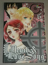 Devil & Love Song vol. 6 - Miyoshi Toumori - Flashbook Edizioni
