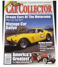 Car Collector September 2003--Full-Color Multi-Page Duesenberg Special Feature