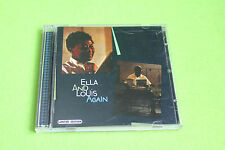 Ella Fitzgerald and Louis Armstrong ' Ella&Louis Again ' limited edition 2*CD