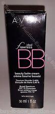 Avon IDEAL FLAWLESS BB Beauty Balm Cream SPF 15 Sunscreen LIGHT MEDIUM MN101
