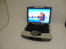 Dell XFR D630 Rugged Military Laptop 1.8Ghz C2D 320GB 3GB Win7 Pro WiFi DVDRW