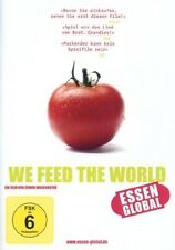 WE FEED THE WORLD - ESSEN GLOBAL DVD DOKUMENTATION NEU