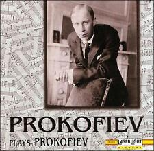 Prokofiev Plays Prokofiev 1995 by Prokofiev - Disc Only No Case