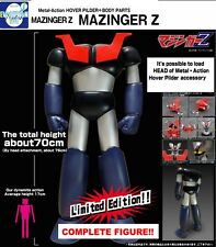 Evolution Toy MAZINGA Mazinger Z Body + Metal Action No.06 Hover Pilder Set RARE