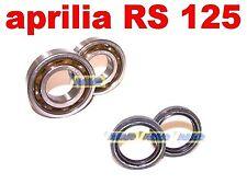SET Öldichtung original + BEARINGS SPEZIELLE KURBELWELLE RS 125 ROTAX THVC4