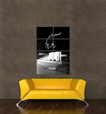 POSTER PRINT PHOTO SPORT SKATING SKATE BOARDING SKATEBOARD JUMP AIR STUNT SEB379
