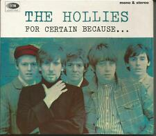 For Certain Because von Hollies (1997) EMI100 CD Digi