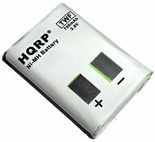HQRP Battery for Motorola TalkAbout  M53617, 53617, MH230, MH230R Two-Way Radio