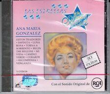Ana Maria Gonzalez Las Estrellas de La Epoca Azul  Brand New Sealed CD