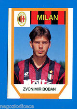 CALCIO FLASH '94 Lampo - Figurina-Sticker n. 170 - BOBAN - MILAN -New