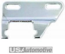 Alternator Bracket, Steel, Chrome, Header Mount, S9254