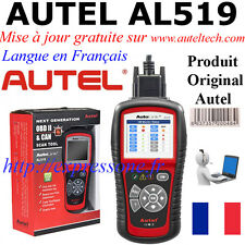 Autel AutoLink AL519 Valise Diagnostique Pro Multimarque VW AUDI SKODA SEAT
