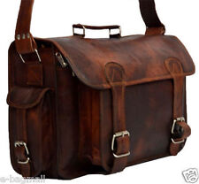 genuine leather vintage shoulder DSLR SLR camera sony nikon fuji canon brown bag
